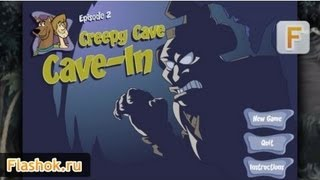 Flashok ru: Видео обзор игры Scooby Adventure - Creepy Cave Cave-In. Episode 2