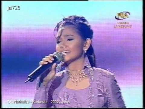 Siti Nurhaliza - Badarsila - 2002 - LIVE