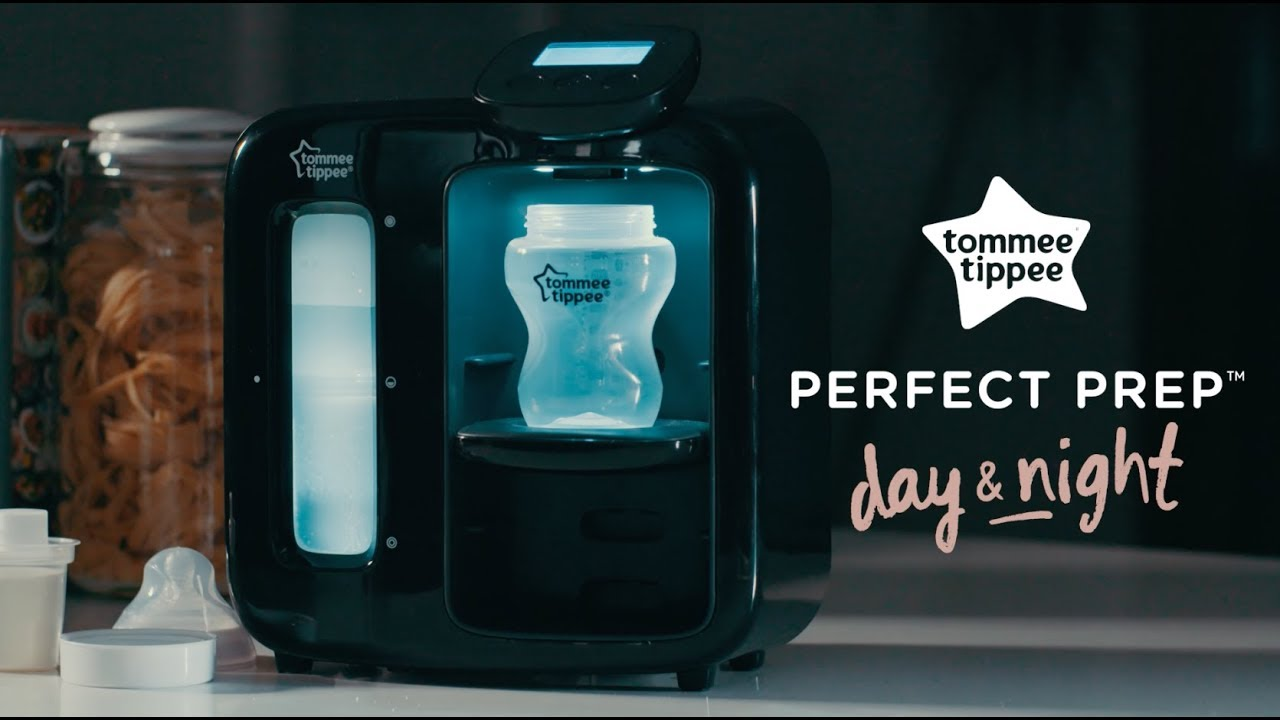 Buy Tommee Tippee Perfect Prep Day Amp Night Grey From 163 65