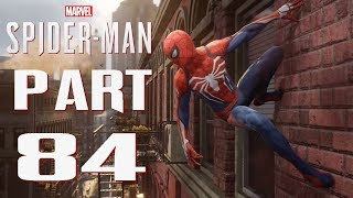 Marvel's Spider-Man PS4 Pro Spectacular Playthrough with Chaos part 84: Vs Doctor Octopus