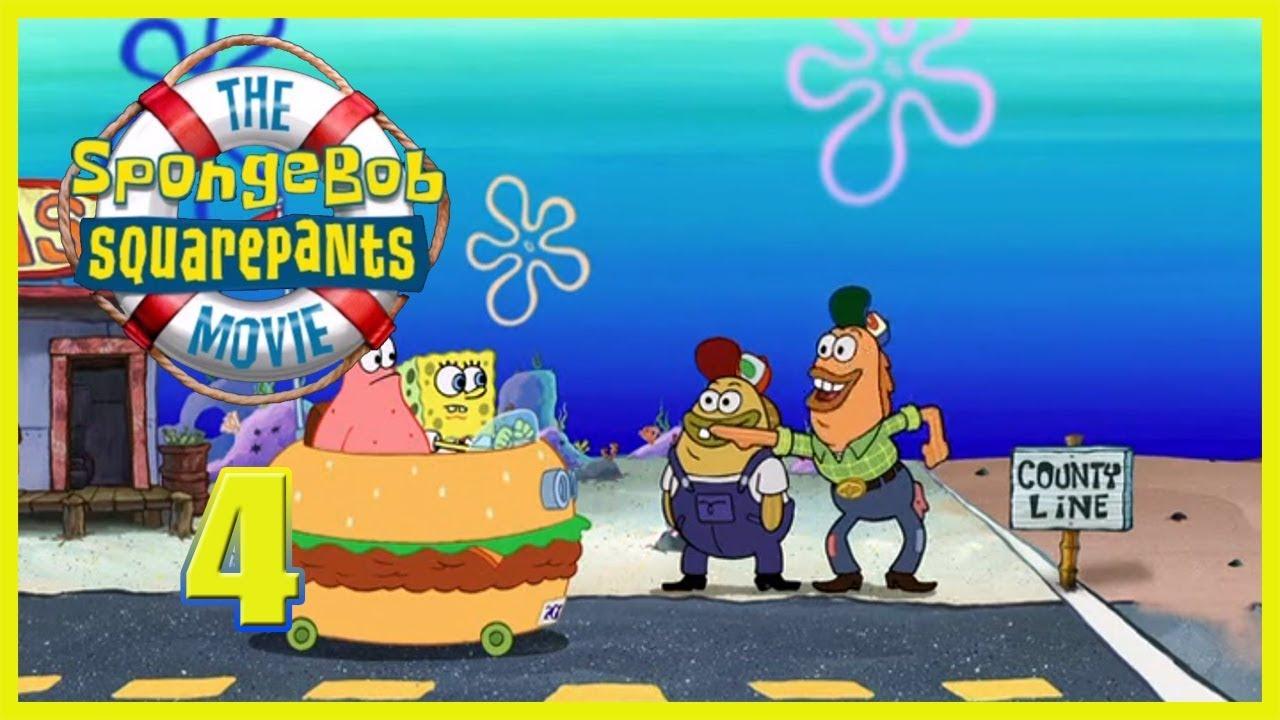d3195fd82be9e Lets Play Spongebob Schwammkopf The Movie -4- Gutes Vorrankommen ...