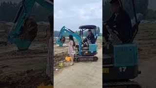 Mini Hydraulic Crawler mini Excavator  excavators price manufacturers#excavator#shorts#shortvideo