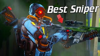 This is why the longbow is the most underrated gun in Apex Legends..
