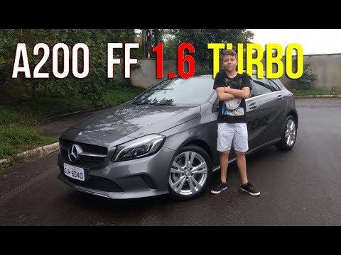 Avaliação | Novo Mercedes-Benz A200 FF 1.6 Turbo 2017 | Curiosidade Automotiva®