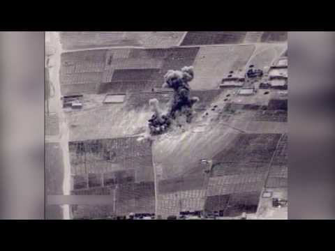 UNCLASSIFIED AFGHAN: M142 HIMARS Precision Strikes Demolish TALIBAN Narcotic Facility.