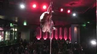 Midwest Pole Dance Competition - Rhiannan Nichole - Elite Division