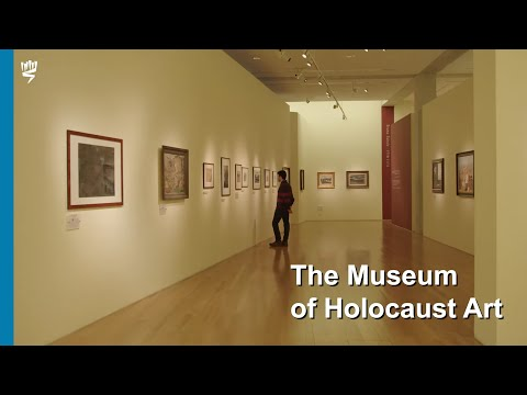 My Visit To Yad Vashem - The Museum Of Holocaust Art