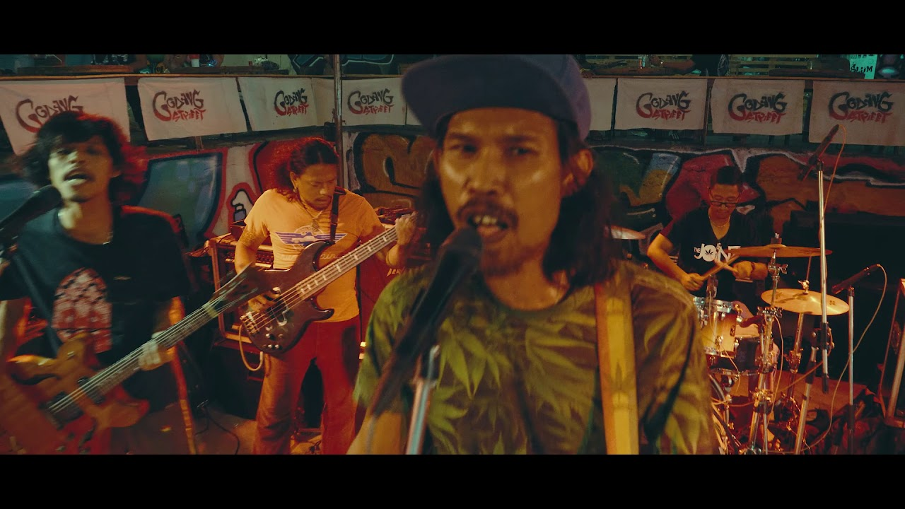Get Up Stand Up - Bob Marley [ Inlegal Laser cover ] Live Godang Street Hatyai 2019