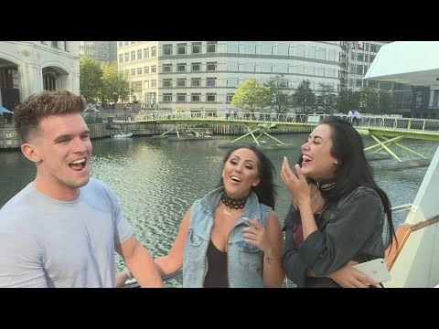 """Gaz from Geordie Shore calls The Valleys """"totally crap"""" from YouTube · Duration:  58 seconds"""