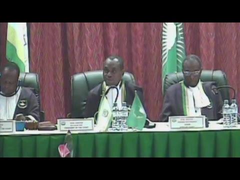 African Court Live Stream