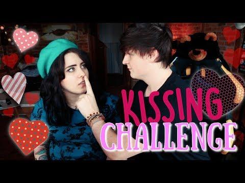 KISSING CHALLENGE z Naruciakiem!