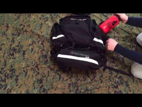 Coaxsher Sr1 Endeavor Search And Rescue Pack
