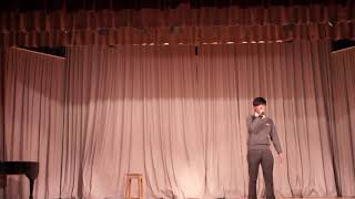 Publication Date: 2019-02-24 | Video Title: 金文泰中學2015 2016年度 歌唱比賽決賽 陳戩浩 10