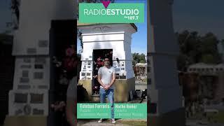 Productores de ''La Necrópolis Municipal'' charlaron con Gustavo Dappiano (15/10/2021)