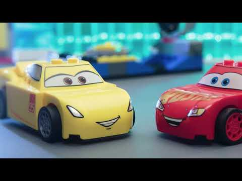 Cars 3 As Told By LEGO Bricks