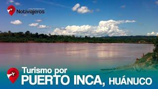 Camino a Puerto Inca, Huánuco