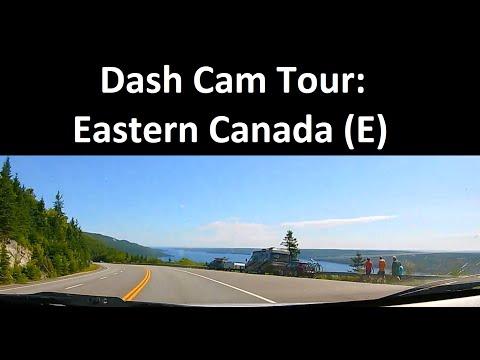 Dash Cam Tour: Trans-Canada Hwy. (Toronto to Sydney)