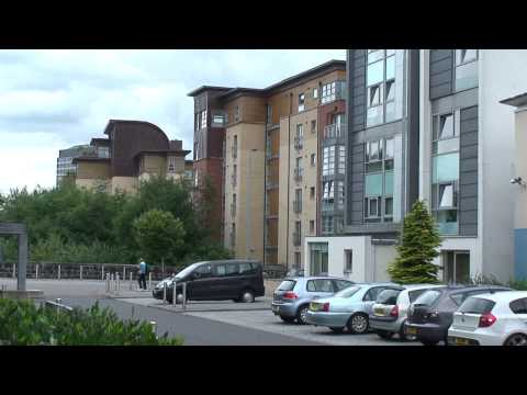 Glasgow Gorbals - Then And Now HD