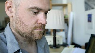 Illustrator Jan Bauer talks about his graphic novel