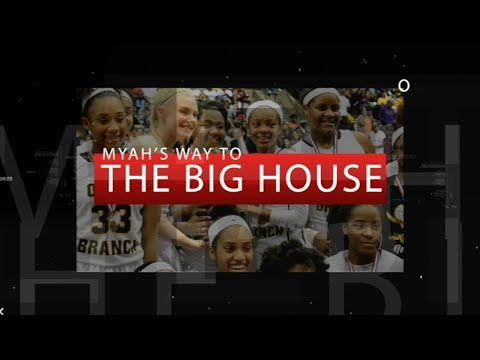 USA Today #14 | Myah's Way to the BIG HOUSE | Olive Branch C
