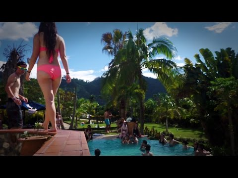 Student Finca Party in Colombia Medellin [JPB - HIGH] [NOCOPYRIGHTSOUNDS]