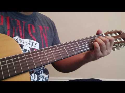 Jag ghoomeya  Sultan  Guitar Lesson