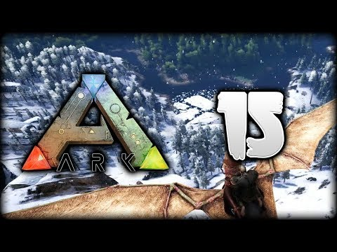 ARK Survival Evolved   Change Of Pace! Snow & Fabricator ...