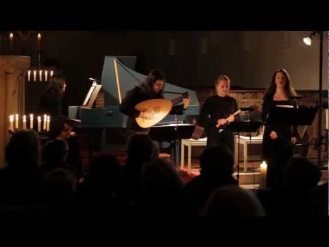 John Dowland: Can She Excuse My Wrongs - Ensemble LUXURIANS / dir. Alina Rotaru