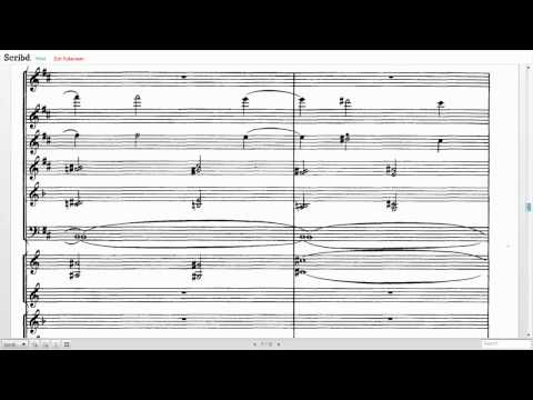 Free music sheet, accompaniment for Swan Lake - Finale, Tchaikovsky (Oboe)