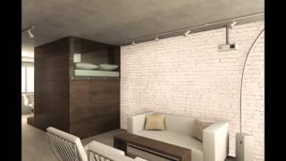 Loft Brick Wall Mural Video