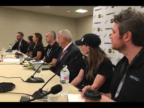 2019 Crime Con Panel