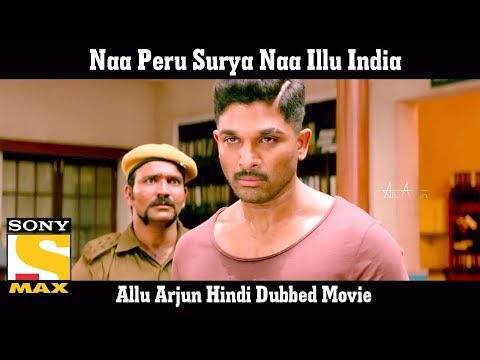 Naa Peru Surya Naa Illu India Hindi Dubbed...