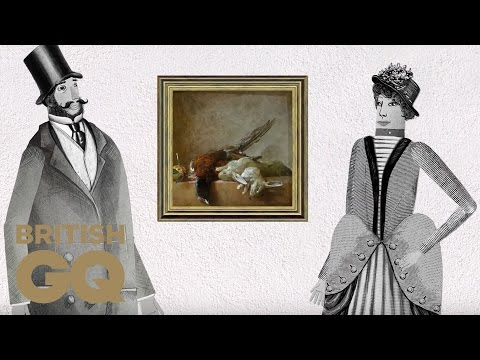 How to Talk About Modern Art | GQ Cultural Guides | British