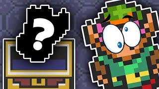 RANDOM TREASURES!! - Zelda: Link to the Past Randomized #1