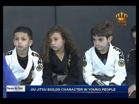 English News at Ten on Jordan Television 10-03-2017