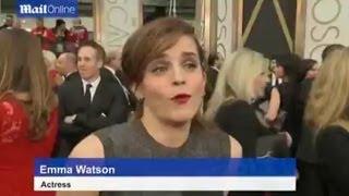 Emma Watson reveals her excitement at meeting Julia Roberts