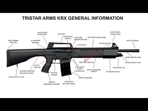 TriStar KRX Tactical Shotgun - Episode Two