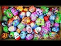 New Surprise Eggs Unboxing Surprise Kinder Joy For Boys Girls Learn Colors Nursery Rhymes For Kids