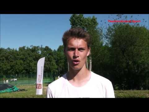 Championnats de Normandie de tennis jeunes : ITV