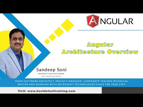Angular - Architecture Overview