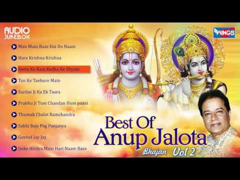 Top 10 Anup Jalota Bhajans - Vol -  2 | Bhajan Sandhya | Hindi Devotional Songs | Bhakti Songs
