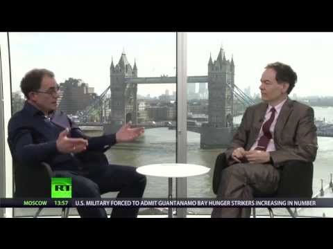 Max Keiser interviews Andrew Maguire