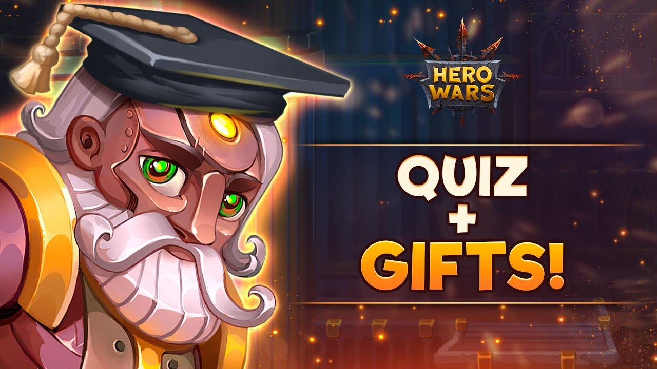Mimir Quiz & Gifts! | Hero Wars
