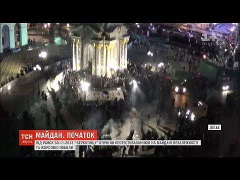 Євромайдан: як усе