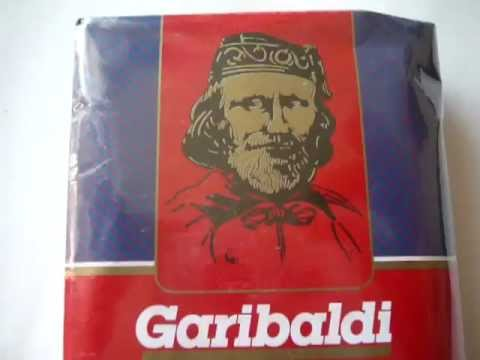 Scandinavian Tobacco Group - Garibaldi pipe tobacco