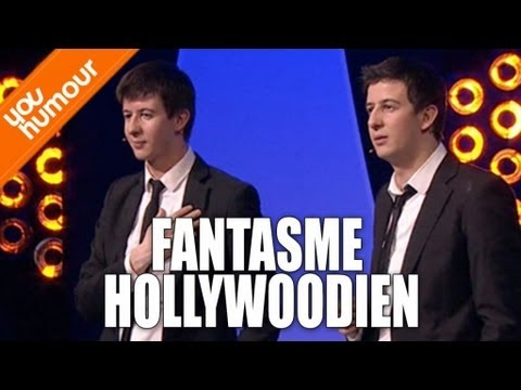 STEEVEN ET CHRISTOPHER - Fantasme hollywoodien