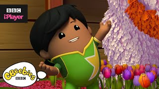 1, 2, 3, Tala Song | Go Jetters | CBeebies House