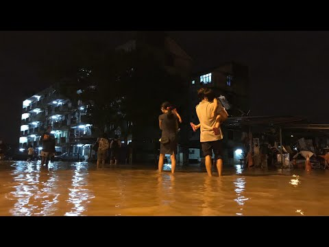 Penang Flood 2017 - Lending a helping hand with flood relief efforts