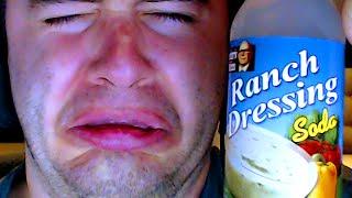 Ranch Dressing Soda Challenge