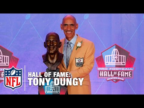 Tony Dungy Hall of Fame Speech | 2016 Pro Football Hall of Fame | NFL